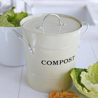 Kitchen Compost Bucket ? Cox &amp; Cox, the difference between house and home.