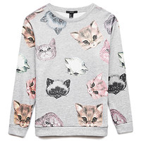 Kitten Craze Sweatshirt