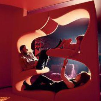 verner panton living tower