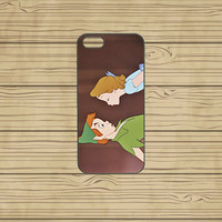 iphone 5C case,iphone 5S case,iphone 5S cases,iphone 5C cover,cute iphone 5S case,cool iphone 5S case,iphone 5C case--peter pan,in plastic.