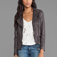 Muubaa Reval Jacket in Hard Grey from REVOLVEclothing.com