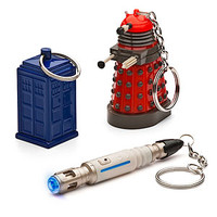 Doctor Who Keychains -