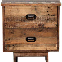 verge nightstand with 2 drawers - ABC Carpet & Home