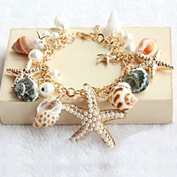 Beach Holiday Bracelet for Summer Vacation for Women
