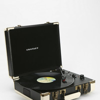 Urban Outfitters - Crosley CR6019A-BR Executive USB Portable Turntable