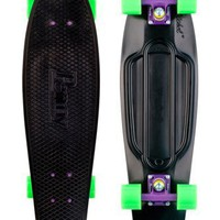 Penny 27 Nickel Complete Skateboard Black/Purple/Green
