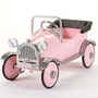 Pretty Pink Princess Pedal Car