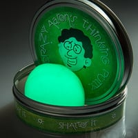 Glow in the Dark Thinking Putty by Crazy Aaron