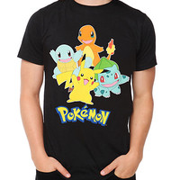 Pokemon Starters T-Shirt | Hot Topic