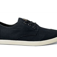 Black Canvas Men's Paseos