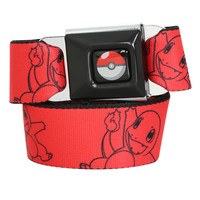 Pokemon Charmander Seat Belt Belt | Hot Topic