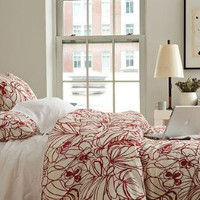 Sketch Duvet Cover + Shams | west elm