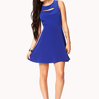 Luxe Cutout Dress | FOREVER 21 - 2000074581