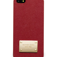 MICHAEL Michael Kors  Saffiano iPhone® 5 Cover