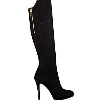 Verina Over-The-Knee Boots at Guess