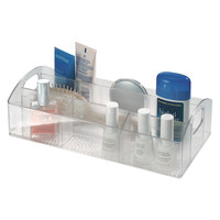 Catch-All Cabinet Organizer - Clear