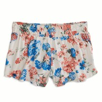 AE Effortlessly Chic Printed Short | American Eagle Outfitters