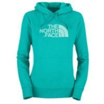 North Face Half Dome Hoodie Women's Borealis Blue S