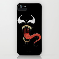 Venom iPhone & iPod Case by Ukko