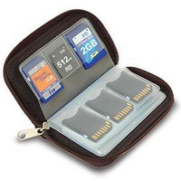 Link Depot LD-MCHOLDER Memory Card Carrying Case - Black