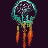 $19.97 Dream Catcher (the rustic magic) Art Print by Budi Satria Kwan | Society6