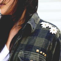 DIY Grunge Flannel - Free People Blog