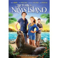 Return to Nim's Island DVD 2013