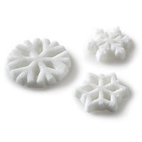 Snowflake Sugar Decorations - King Arthur Flour