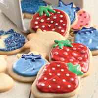 Berry Cookie Cutter Set - King Arthur Flour