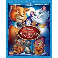 The Aristocats - 2-Disc Combo Pack | Disney Store