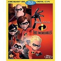 The Incredibles - 4-Disc Set | Disney Store