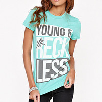 Young and Reckless Bars Crew Tee at PacSun.com
