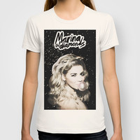 Marina and The Diamonds T-shirt by Haus Of Brandon