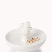 Ceramic Squirrel Ring Holder | FOREVER 21 - 1055297474