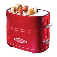 Nostalgia Electrics Retro Series Pop-Up Hot Dog Toaster
