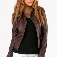 Lumi Motorcycle Jacket $54