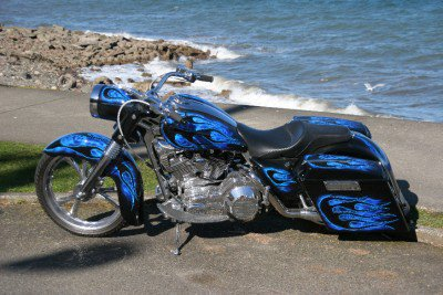 1999 Harley-Davidson Touring Road King