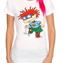 Rugrats Chuckie Girls T-Shirt Plus Size