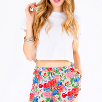 Fleur The Love of Shorts $29
