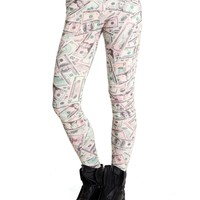 DJPremium.com -  Money Honey Leggings