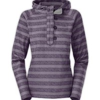 The North Face Women's Shirts & Sweaters WOMEN'S NOVELTY CRESCENT SUNSET HOODIE