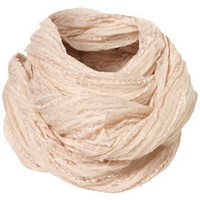 Textured Trim Snood