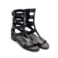 ROMAN FLAT SANDALS - Shoes - Woman | ZARA United States
