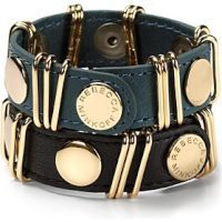 Loop and Rivet Bracelet by Rebecca Minkoff