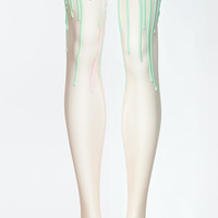 Peachee Mintcream Meltingtights | URB