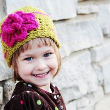 KNIT BEANIE WITH BRIM PATTERN | 1000 Free Patterns