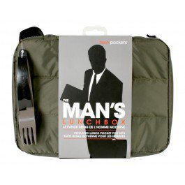 the man's lunchbox