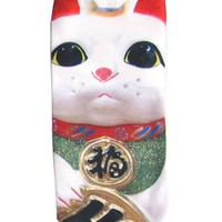 Lucky Cat Ankle Socks