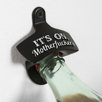 Urban Outfitters - Wall-Mounted Bottle Opener