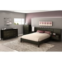 South Shore Gravity Queen Platform Bed